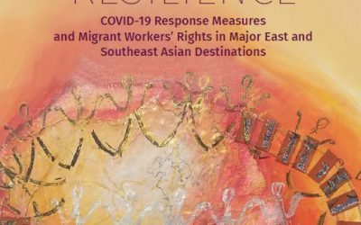 Repression and Resilience: COVID-19 Response Measures and Migrant Workers' Rights in Major East and Southeast Destinations (2020) by Human Rights Working Group Indonesia (HRWG)