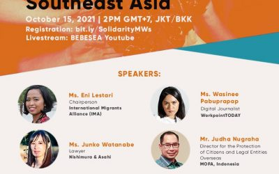 Building Robust Solidarity with Migrant Workers in East and Southeast Asia